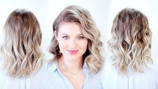 How To Style Hair 3 Ways Using Flat Iron | Milabu