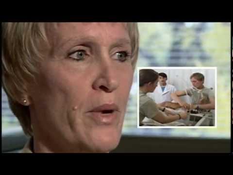 Navy Safe Harbor- CDR Kim LeBel's Story