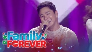 Coco Martin serenades everyone with their show-stopping performance | ABS-CBN Christmas Special 2019