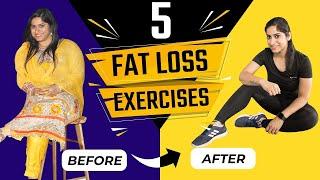 5 Best Workouts for Fat Loss | by GunjanShouts