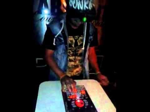 OMEGA REM STONE - LIVE MARIHUANA 2014 - DJ BONKER (DEMENTOLY INC)