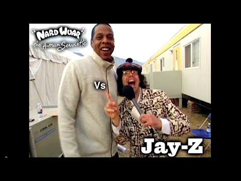 Nardwuar vs.  Jay-Z - The Extended Version