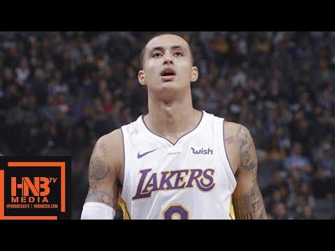 Houston Rockets vs Los Angeles Lakers Full Game Highlights / Week 10 / Dec 20