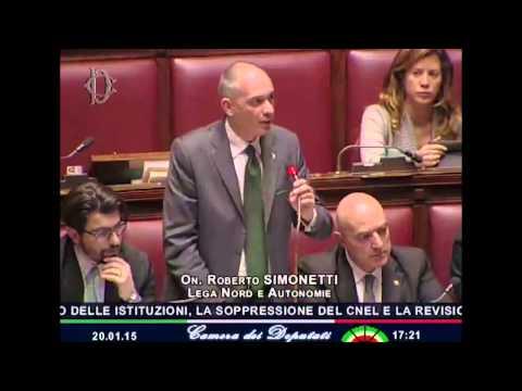 Pensioni - l'intervento di Simonetti contro la decisione della consulta
