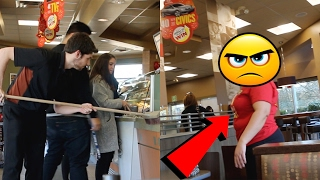 Fake Tim Hortons Employee Prank! (MANAGER FREAKS OUT AND CALLS COPS!)
