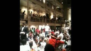 Icon Dray Ebony speech at Blahnik R-10 Ball