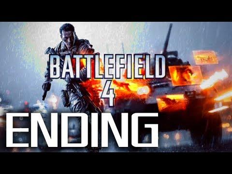 Battlefield 4 Irish or Hannah Ending Battlefield 4 Ending Finale