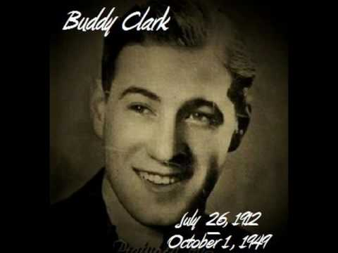 Linda ~ Buddy Clark with Ray Noble's Orchestra  1946.wmv