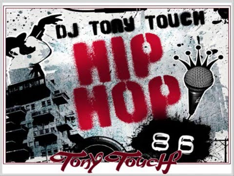 affiche de Tony Touch - Hip Hop #86-2009