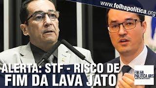 URGENTE: Senador Kajuru alerta sobre julgamento do STF que pode acabar com a Lava Jato
