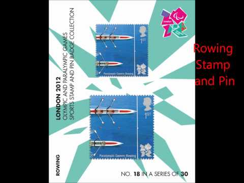 2012 London Olympics Games Sports Stamps & Pins Royal Mail