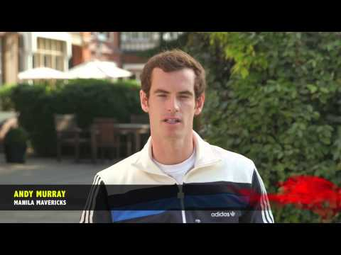 INTERNATIONAL PREMIER TENNIS LEAGUE (IPTL) andy murray