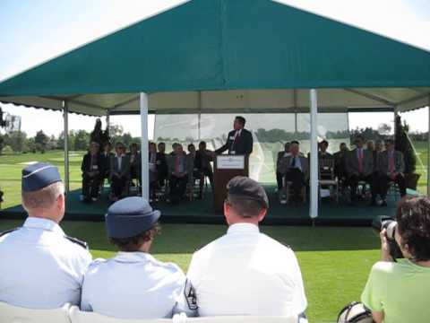 60 Seconds Ohio: Gov. Kasich celebrates Raymond Floyd at 2013 Memorial Tournament