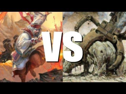 Magic Online  Burn vs BR Reanimator Pauper