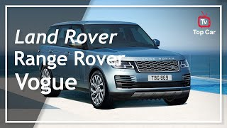 Range Rover Vogue 2019