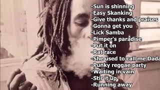 Download Lagu Bob Marley Hits Compilation Playlist (REGGAE) (CD1) Gratis STAFABAND
