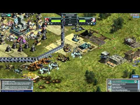 War Commander : Attacking With Enforcer (Axhami vs XxJANNOxX) [Test]