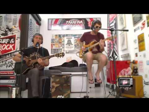 """La Zimbabwe electro-acústico """"Verano del 57"""" en Surf & Rock Radio"""