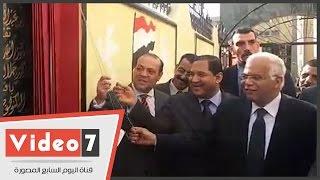 محافظ القاهرة يفتتح 3 مراكز تكنولوجية لخدمة المواطنين بالزاوية الحمراء والمطرية