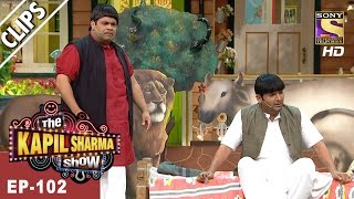 Doodhwala & Kappu Leave The Audience in Splits of Laughter - The Kapil Sharma Show - 30th Apr, 2017