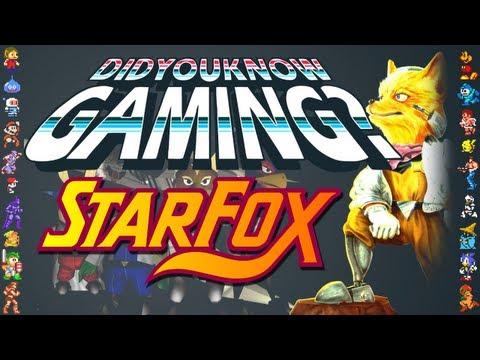 Star Fox - Did You Know Gaming? Feat. Egoraptor