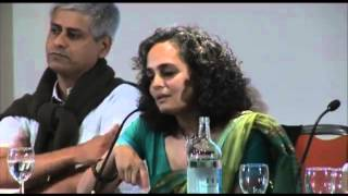 Arundhati Roy explains why India is a corporate, upper caste state