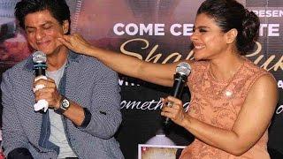 When Kajol REALLY EMBARRASSED Shahrukh Khan | UNCUT VIDEO