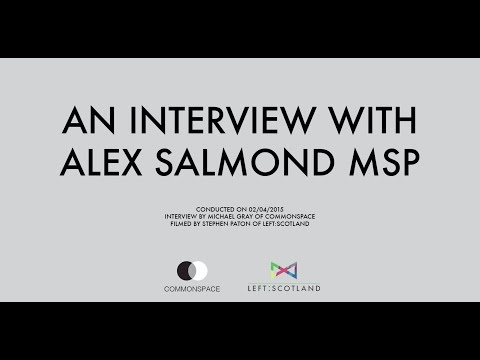 Exclusive interview: Alex Salmond on Scottish independence and the General Election