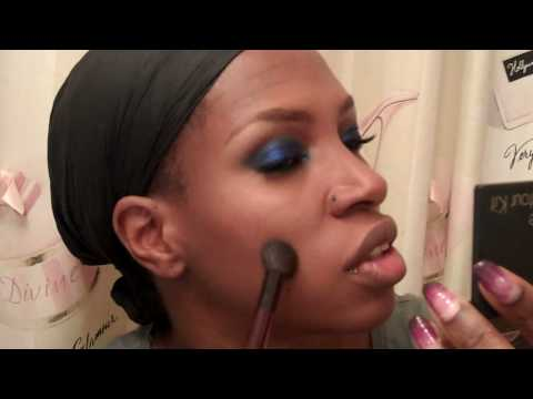 Make Up Forever Eyebrow Correcter #3 MAC Sea and Sky Mineralize Eyeshadow