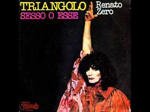 Renato Zero - Il Triangolo