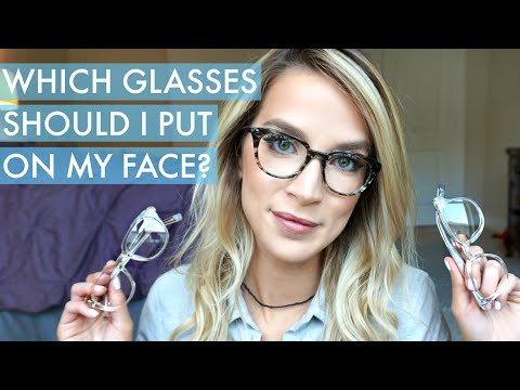New Warby Parker Glasses Unboxing +Try-On + HELP ME CHOOSE!