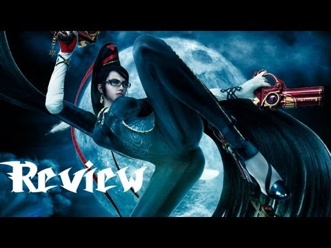 [Hack n' Slash/Pornô]Bayonetta-GamerReview
