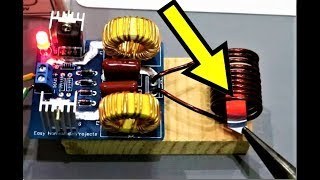How to Make Induction Heater