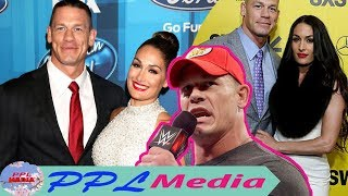 John Cena and Nikki Bella temporarily broke up so they can understand their love lack something