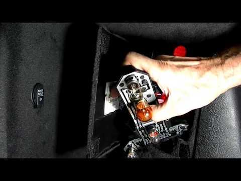 Volkswagen Jetta Brake Light Bulb Replacement
