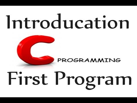 Introduction in C Language || First Program in C language || Learn Easily Codes