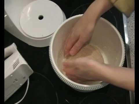 Hacer Pan en Olla GM Programable -  Recetas de Pan