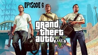 Let's Play GTA V Episode 6 - Daddy's Little Girl