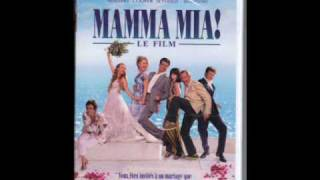 13-Soundtrack Mama mia!-Slipping through my fingers