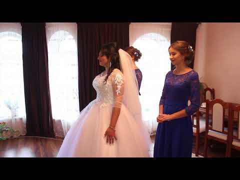 Частина 1 HD Весілля Романа та Христини 22.10.2017 р.