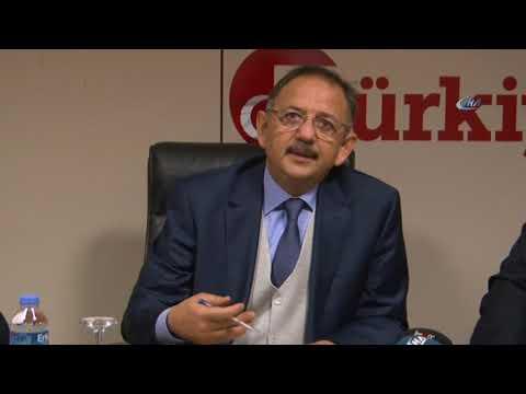 Bakan Özhaseki, İhlas Holding'e Bulunduğu Ziyarette Önemli Açıklamalarda Bulundu