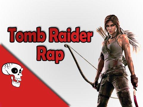 Tomb Raider Rap by JT Machinima