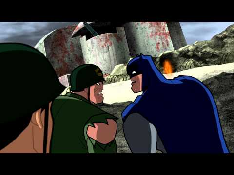 1 - Plague of the Prototypes! BATMAN THE BRAVE AND THE BOLD with Sgt. Rock