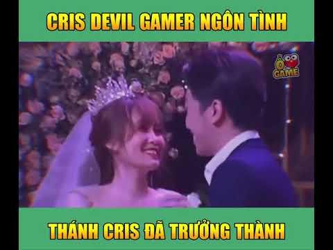 Cris Devil Gamer đã trưởng thành và ngôn tình này