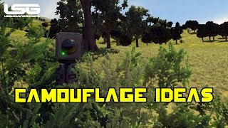 Space Engineers -  Advanced Camouflage & Discussion