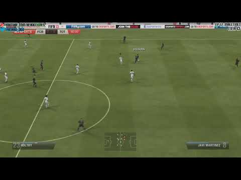 FIFA 13 || Ep. 17: Maletines || Controles manuales