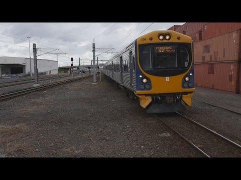 Auckland trains : New Zealand Railways