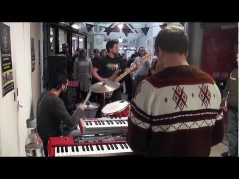Cantaloupe - Splish (Live In West End Arcade, Nottingham) 03/12/11