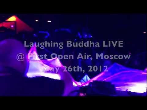 Laughing Buddha @ First Open Air, Moscow, May 2012