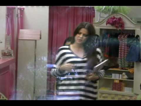 Khloe Kardashian and Kourtney Kardashian at Smooch 0001 DVD - 101409 - PapaBrazzi Report Video